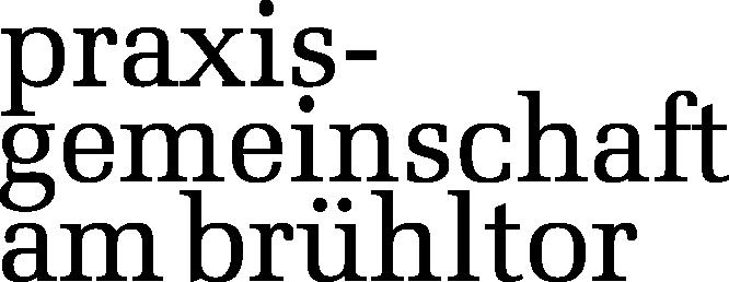 Logo Praxisgemeinschaft am Brühltor